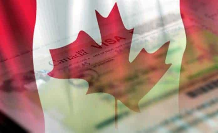 Canadá visa