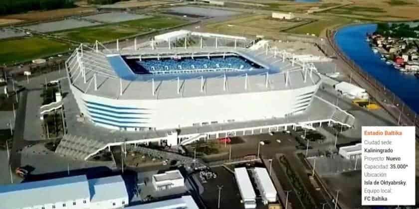 Baltika Arena