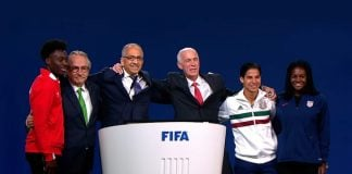 Copa Mundial de Fútbol 2026