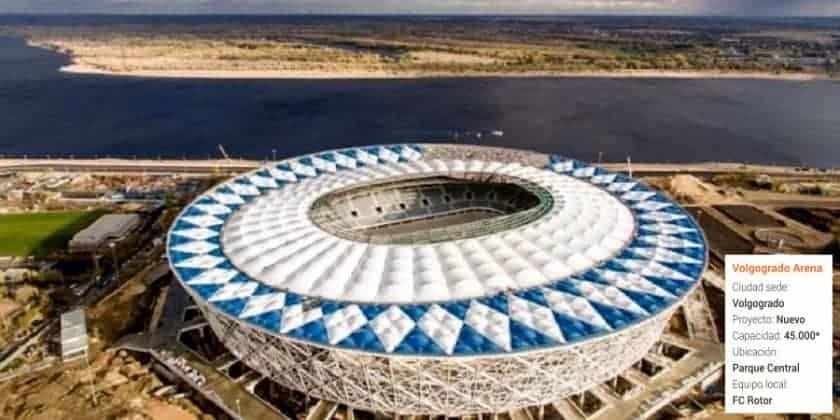 Volgogrado Arena
