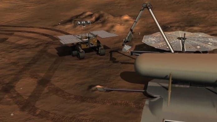 Rover Airbus
